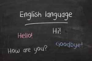 Anglais, La Langue Anglaise, Langue, Étude, L'École