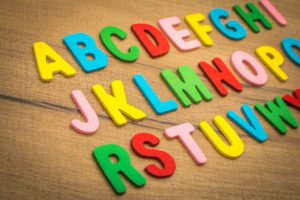 Abc, Universitaires, Alphabet, Alphabets, Enfant
